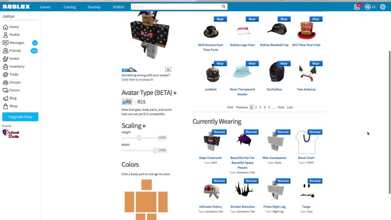 Roblox Cool Outfits | StrucidCodes.com