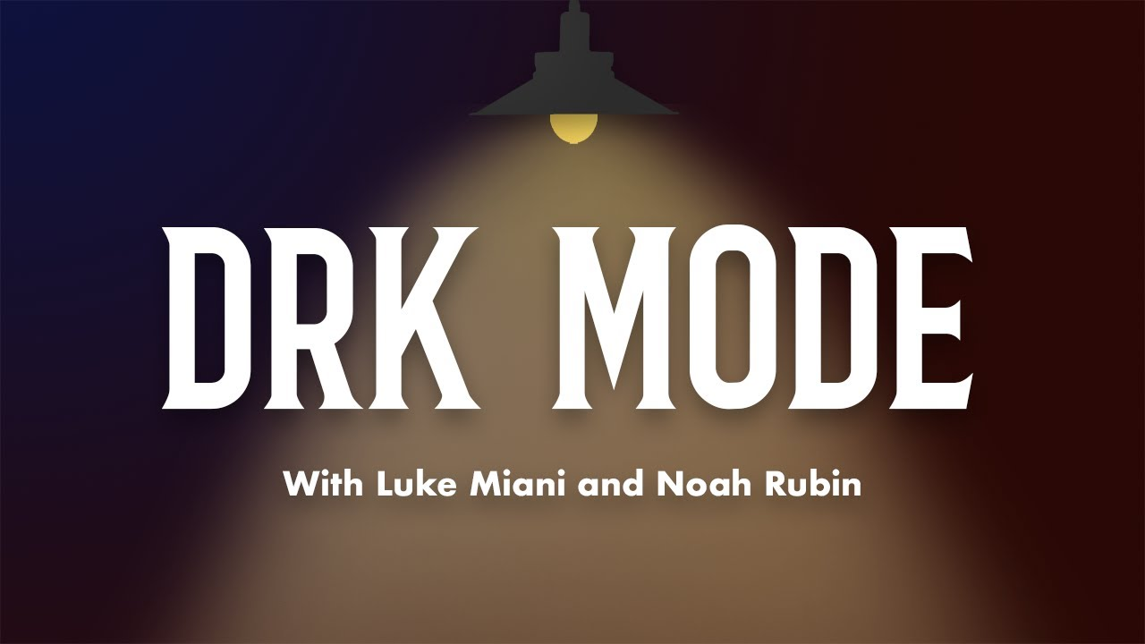 Drk Mode Podcast Episode 4
