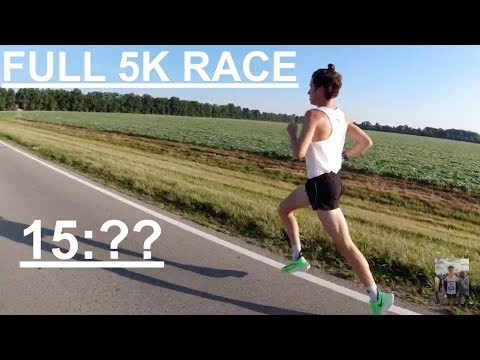 My 5k Race! / *Full Race Video*