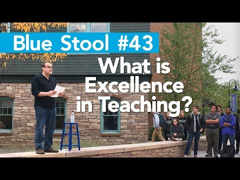 What is Excellence in Teaching?