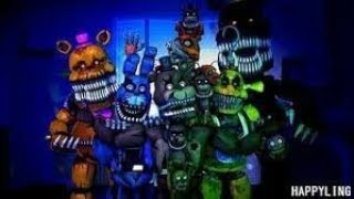 Трейлер - Five nights at Freddy's 4   На русском [RUS]