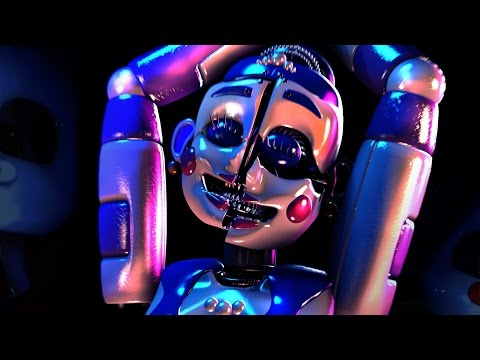Five Night's at Freddy's: Sister Location   Part 2   Ballora, Funtime Freddy (FNAF)