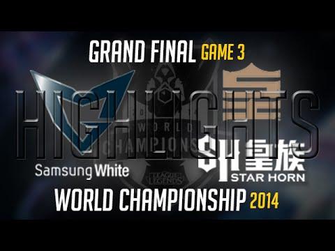 Highlights Trận 3 giữa SSW vs SHR chung kết thế giới 2014