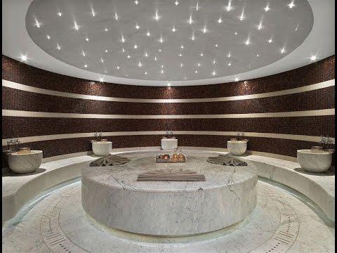 Турецкая баня ХАМАМ. Интерьеры турецких бань