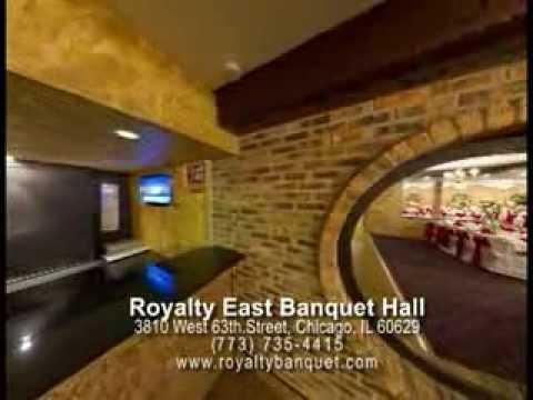 ROYALTY EAST BANQUET HALL |El Salón de Banquete | CHICAGO ...