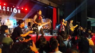 Mocca - I Would Never Live concert At Purna Budaya UGM Yogyakarta