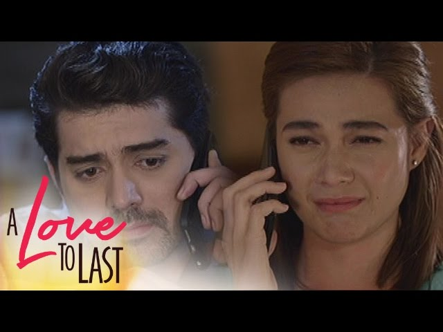 A Love To Last: Andeng says sorry to Anton | Episode 55