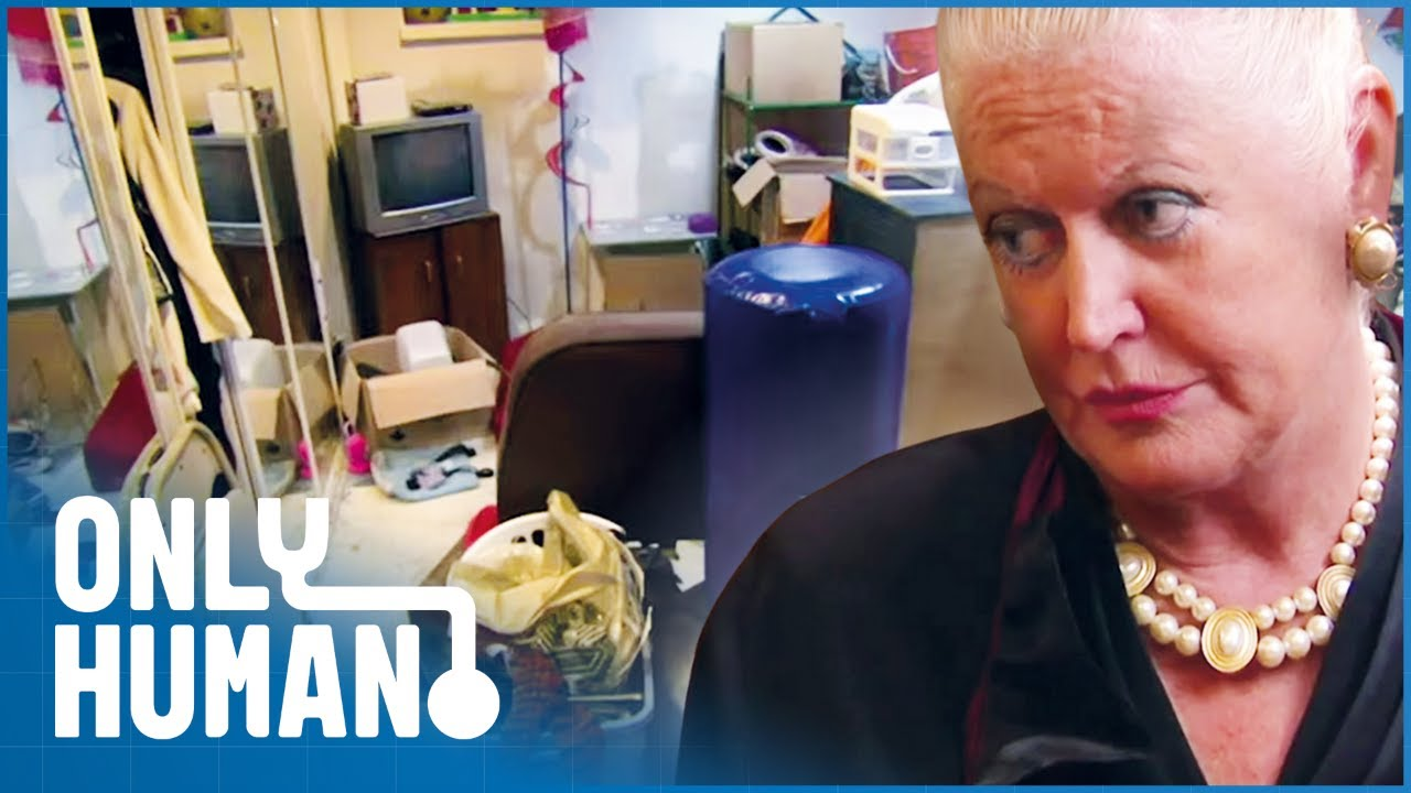 Download Decluttering One of Canada's Messiest Families   Kim's Rude Awakenings S1 E1   Only Human