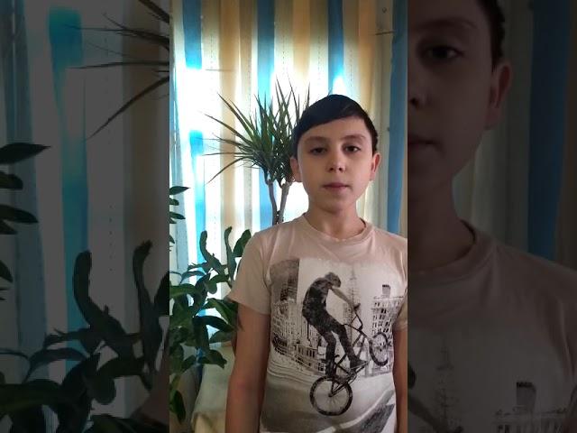Изображение предпросмотра прочтения – ДамианГолоколенов читает произведение «Берёза» С.А.Есенина