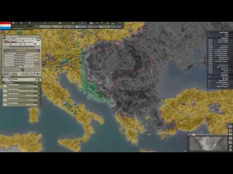 Hearts of Iron III TFH Luxembourg One Tag WC Ep37