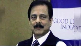 This is the best honour my country could give me: son reads out Subrata Roy