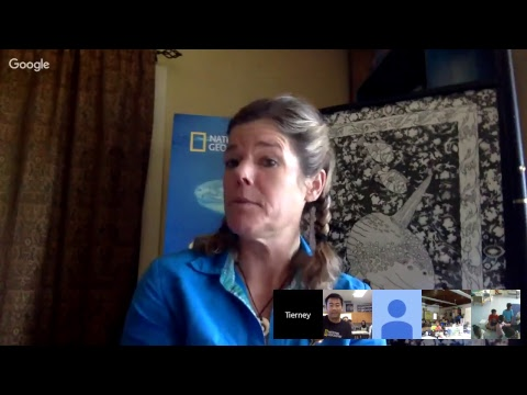 Explorer Classroom | Tierney Thys: Marine Biologist