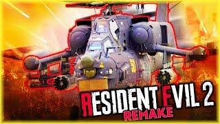 HELIKOPTER CHCIAŁ MNIE ZABIĆ! | Resident Evil 2 Remake [#3]