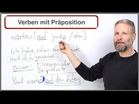 Lerntipp für Verben