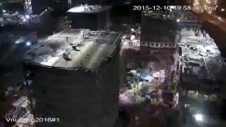 Видео за неделю с 05 по 12 декабря 2015. Камера №1(, 2015-12-12T12:32:02.000Z)