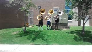 Jim Hill Tuba Dawgs