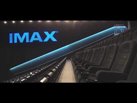 Pathé Schouwburgplein - De vernieuwde IMAX-zaal!