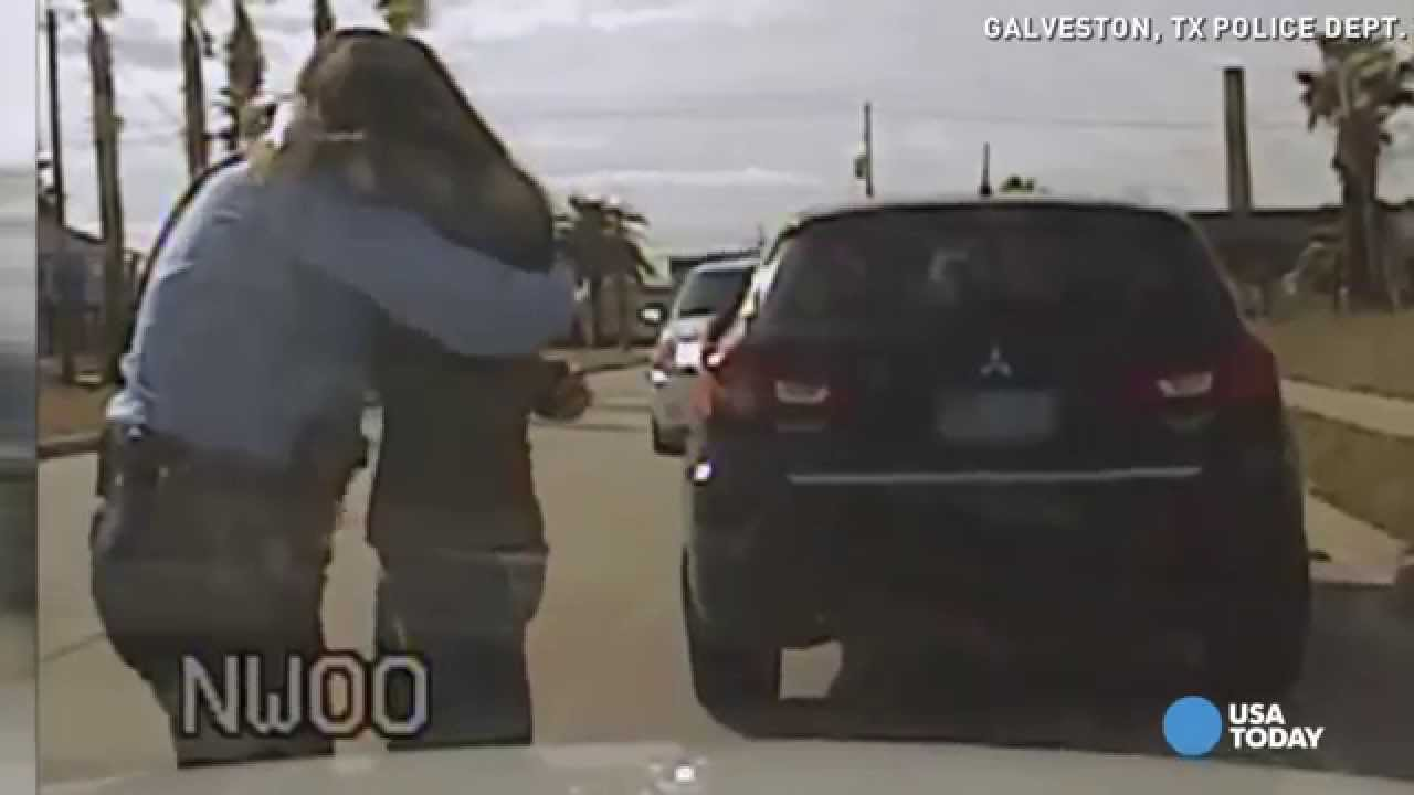 how to talk to police when pulled over