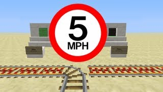 Minecraft Multi Speed Track Thumbnail