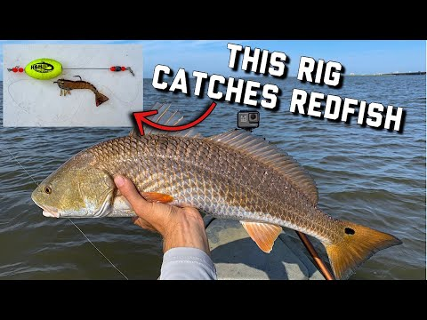 The BEST LURE For Redfish? | Fishing In Mobile Bay