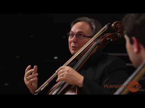 Kirshbaum cello masterclass 3, Haydn cello concerto