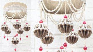 5 Jute craft ideas   Home decorating ideas handmade   Diy BigBoom