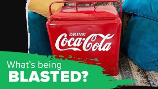 Tow Trucks, Tankers, and Coca-Cola! | What's Being Blasted