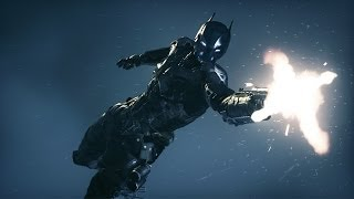 PS4 - Batman Arkham Knight Gameplay Trailer [E3 2014]