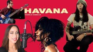 Camila Cabello - Havana Metal Cover