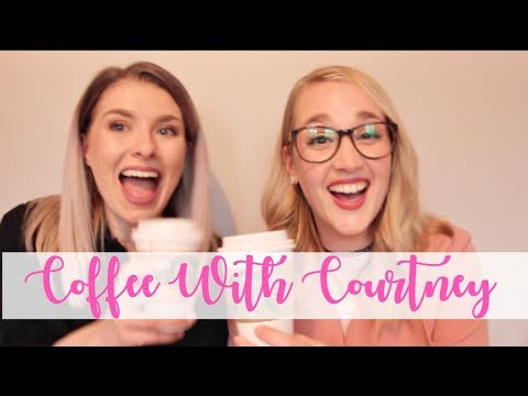 Coffee with Courtney Featuring Fashion Blogger Megan Warren/ Don't Forget to Sparkle