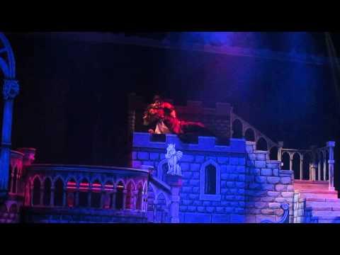 Gaston Fights Beast, Mason Aksamit, Valor Christian High school