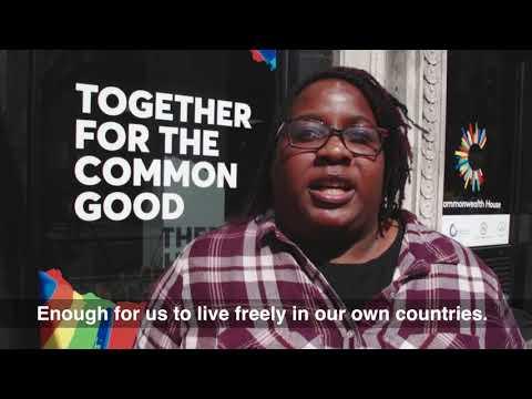 Commonwealth LGBTS Speak Out Against Homophobic Laws & Violence