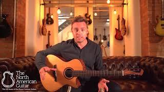 Bouchereau Mistral OM, Acoustic Guitar - Pre owned