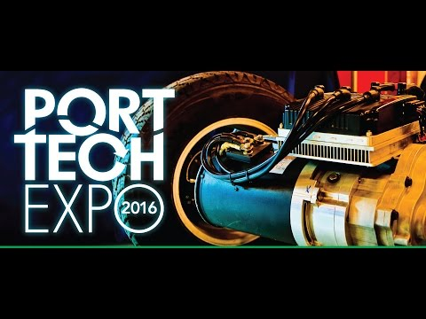 PortTech EXPO 2016 - Live Stream at 4:30PM on 3/10/16