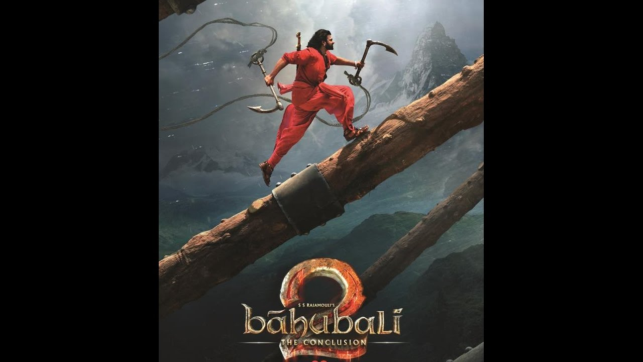 Bahubali 2 Latest IMAX Poster