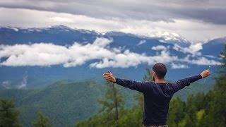 Интервью о жизни на Алтае.(7 месяцев жизни в горах, в глухой деревне, вокруг величавой природы и высоких гор., 2016-01-11T19:46:40.000Z)