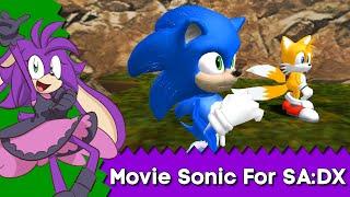 Movie Sonic Invades Sonic Adventure - Mod Showcase