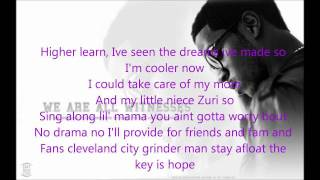 Download Kid Cudi- Up Up and Away Lyrics MP3 song and Music Video