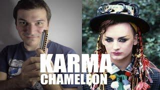 KARMA CHAMELEON | Cómo tocar e…