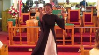 THERE ARE THORNS IN MY FLESH /Praise Dance/by Denise Ragin