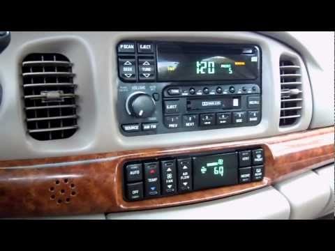 2001 Buick Lesabre Limited with 43,573 Miles
