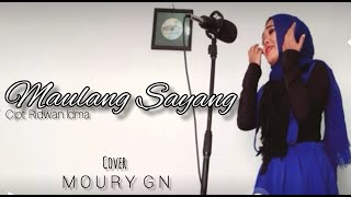 Download MAULANG SAYANG (ADilla). Cover (Moury GN).