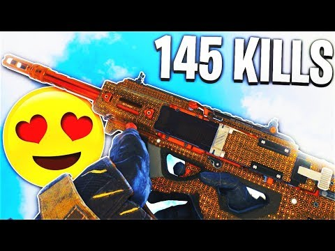 BUFFED and BETTER THAN EVER... (NEW BEST SMG) - COD BO4