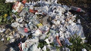 La basura invade la ciudad de La Plata