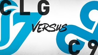 Video CLG vs. C9 - Week 4 Day 2 | NA LCS Summer Split | Counter Logic Gaming vs.Cloud9 (2018) download MP3, 3GP, MP4, WEBM, AVI, FLV Juli 2018