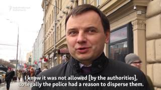 Vox Pop: Opinions On Moscow