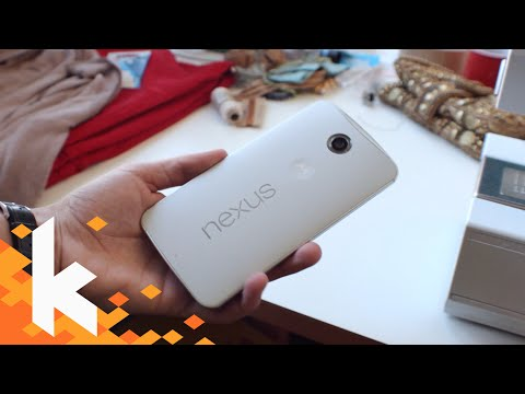 Das beste Nexus? Google Nexus 6 Review
