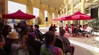 Presentación de Orquesta de Cámara en Municipalidad de Antofagasta