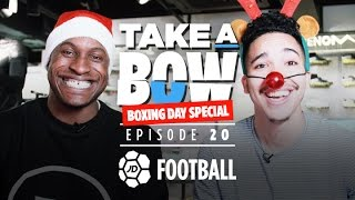 Christmas Tweets, Michael Owen Hates Films, Who Let The Dogs Out? - Take a Bow Boxing Day Special