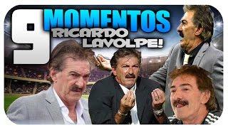 9 Momentos de Ricardo La volpe